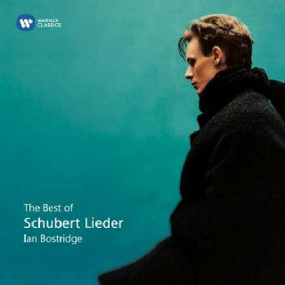 (현대Hmall)이안 보스트리지 - 슈베르트 가곡집  THE BEST OF SCHUBERT LIEDER - IAN