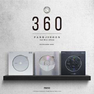 (현대Hmall)박지훈 - 미니 2집  [360] (버전랜덤) 포스터 품절