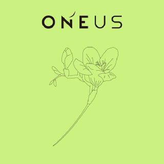 (현대Hmall)원어스(ONEUS) - 싱글 [IN ITS TIME] 포스터 지관통 제공