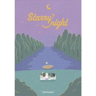 (현대Hmall)모모랜드(MOMOLAND) - 스페셜앨범 [Starry Night] 포스터 품절