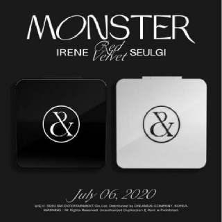 (현대Hmall)(레드벨벳)아이린슬기 Red Velvet - IRENE SEULGI - 미니1집 [Monster] (버젼한가지로출고) 포스터 없음