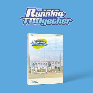 (현대Hmall)티오오(TOO) - 미니2집 [Running TOOgether] 포스터 지관통 제공