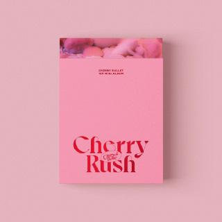 (현대Hmall)체리블렛(Cherry Bullet) - 미니 1집 [Cherry Rush] 포스터 지관통 제공