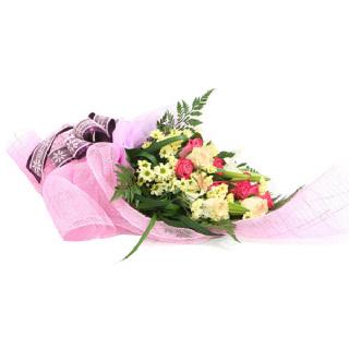 [한국화훼]장미혼합꽃다발B형 S1C3_0033