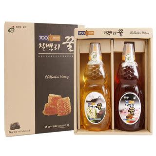 상주원예농협 칠백리 벌꿀 선물세트 8호