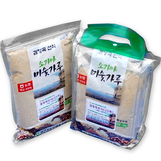 새고성농협 검정곡선식 23곡 미숫가루 3kg