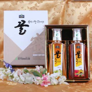 한국양봉농협 청밀 벌꿀 선물세트 3호
