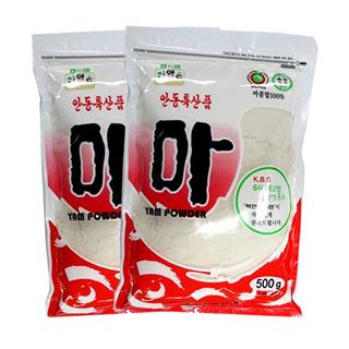 북안동농협 안동산약 마분말 500g*2개