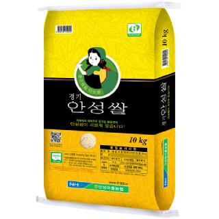 [전단상품]★햅쌀★안성마춤농협 안성쌀(추청), 2020년산, 10kg