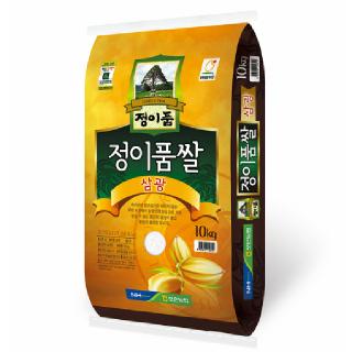 [전단상품]보은농협 정이품쌀(삼광), 2019년산, 10kg