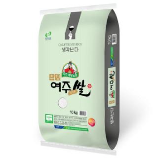 [전단상품]농협 대왕님표 여주쌀(추청/상), 2019년산, 10kg