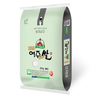 [전단상품]농협 대왕님표 여주쌀(추청/상), 2019년산, 20kg