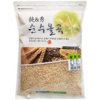 용두농협 찰현미(혼합), 2020년산, 2kg