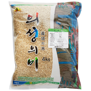 서의성농협 찰현미, 2020년산, 4kg