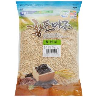 보은농협 찰현미(혼합), 2020년산, 1kg