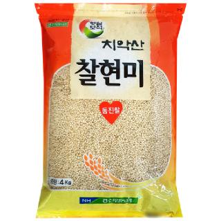 신림농협 찰현미, 2020년산, 4kg