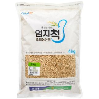 산척농협 찰현미(혼합), 2020년산, 4kg