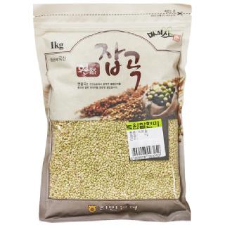 진안농협 녹원 찰현미, 2020년산, 1kg