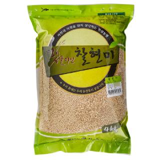 원삼농협 찰현미, 2020년산, 4kg
