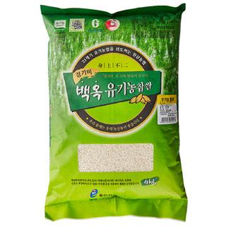 원삼농협 유기농 찹쌀, 2020년산, 4kg