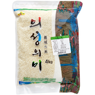 서의성농협 찹쌀(동진), 2019년산, 4kg