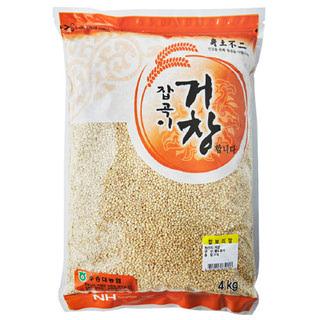 수승대농협 찰보리쌀, 2020년산, 4kg