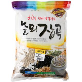부적농협 겉보리쌀, 2020년산, 4kg