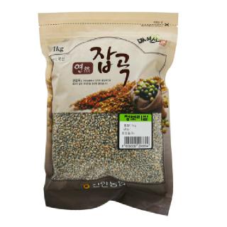 진안농협 청보리쌀, 2020년산, 1kg