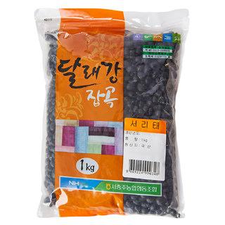 서충주농협 서리태, 2019년산, 1kg