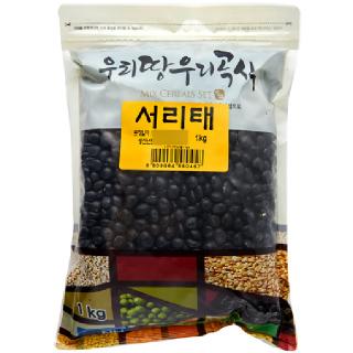 간동농협 서리태, 2019년산, 1kg