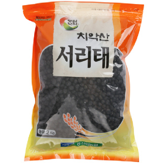 신림농협 햇살보석 치악산 서리태, 2019년산, 2kg