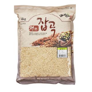 진안농협 찰현미, 2020년산, 4kg