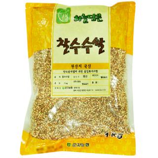 군자농협 찰수수쌀, 2020년산, 1kg