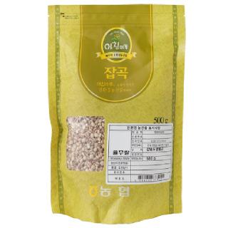 한반도농협 무농약 율무쌀, 500g