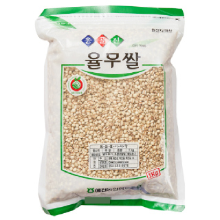 예천농협 율무쌀, 2020년산, 1kg