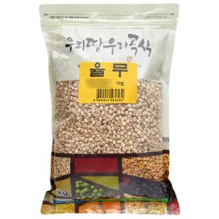 간동농협 율무, 2020년산, 1kg