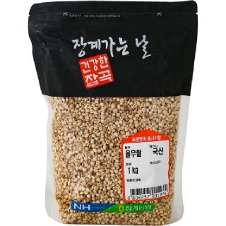 장계농협 율무쌀, 1kg