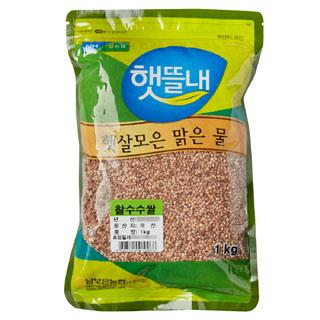 남보은농협 찰수수쌀, 2020년산, 1kg