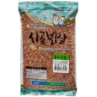 율면농협 찰수수쌀, 2020년산, 1kg