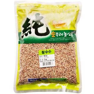 금촌농협 찰수수, 2020년산, 1kg