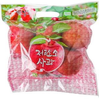 저탄소 봉화 사과, 1.2kg(5~6입)/봉
