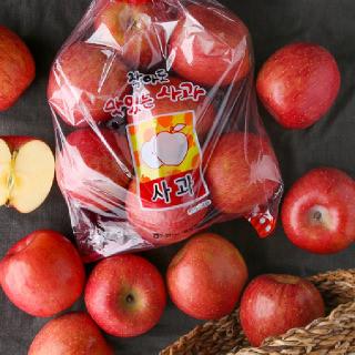 [전단상품]실속 사과, 2kg/봉