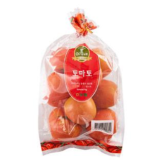 친환경 완숙 토마토 , 1kg/봉지