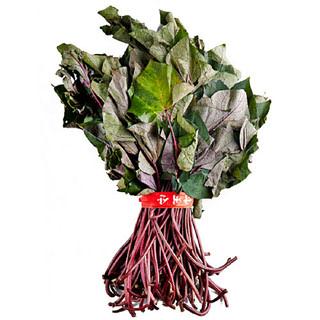 [전단상품]잎고구마순, 1단