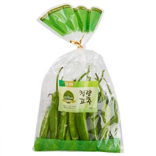[전단상품]친환경 청양고추, 100g/봉