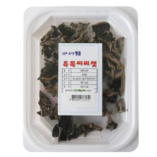 흑목이버섯, 30g