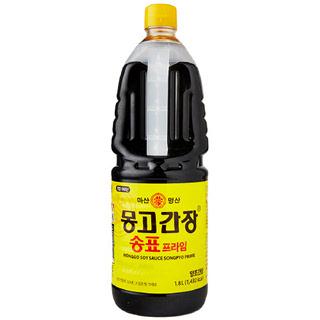 몽고 송표간장프라임 1.8L, 1.8L