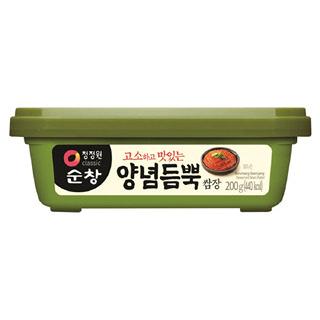[전단상품]대상 청정원 순창 양념듬뿍 쌈장, 200g