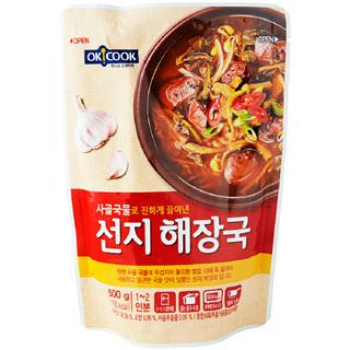 OKCOOK 선지해장국, 500g(1~2인분)