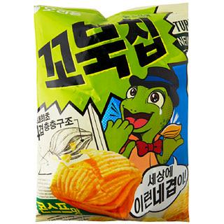 [전단상품]오리온 꼬북칩 콘스프맛, 136g